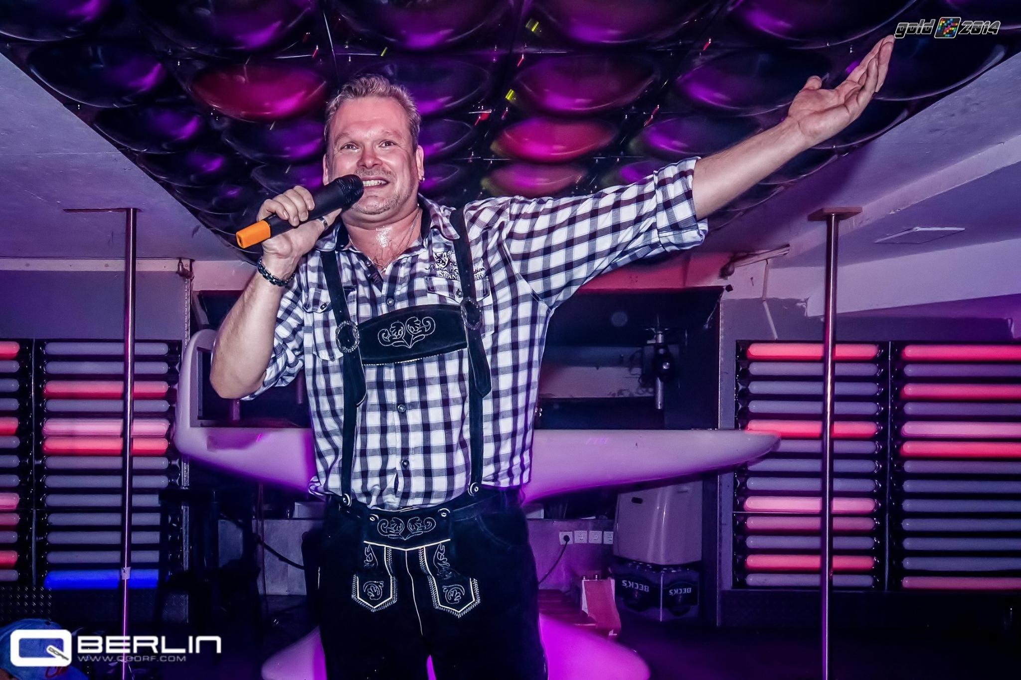 Dean Lorenz, Dean, Lorenz, Der Partybär, Partybär, Sänger, DJ, Musiker, Musik